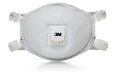 3M™ Particulate Respirator 8514, N95, with Nuisance Level Organic Vapor Relief , 10PCS/BOX (N95 MASK)