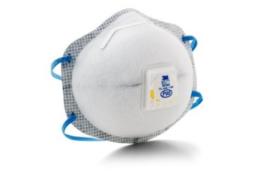 3M™ Particulate Respirator 8577, P95 with Nuisance Level Organic Vapor Relief , 10PCS/BOX (CAN BE USED A N95 MASK)