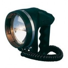 AQUA SIGNAL BREMEN, WATERTIGHT PORTABLE SEARCHLIGHT WITH MORSE FACILITY, IP68, SOLAS
