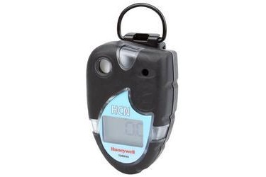 HONEYWELL TOXI PRO HCN HYDROGEN CYANIDE SINGLE GAS DETECTOR