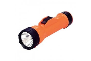 BRIGHTSTAR MODEL: 2217 SAFETY FLASHLIGHT, 2D CELL
