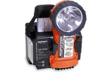 BRIGHTSTAR RESPONDER 500241 4C, ORANGE, 100 - 240VAC