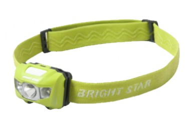 BRIGHTSTAR 200501 VISION LED HEADLAMP, 185 LUMENS