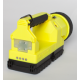 BRIGHTSTAR LIGHTHAWK, 7852, 4-CELL HANDLAMP 110/220VAC, YELLOW