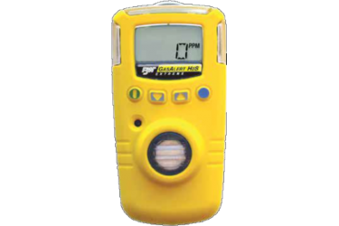 BW, SINGLE-GAS DETECTOR, GAS ALERT O2 GAXT-X-DL-2