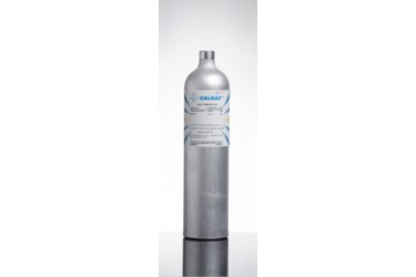 CALGAZ CALIBRATION GAS, O2, CO 50PPM, H2S 25PPM, LEL 50%, 34LTRS