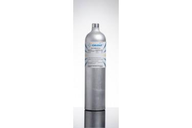 CALGAZ CALIBRATION GAS, H2S 25PPM, 58LTRS, SINGLE COMPONENT