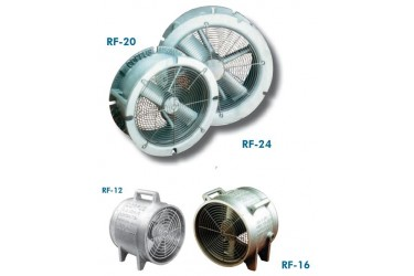 COPPUS® Reaction Fans, Air-Driven Reaction Fans