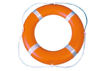 COSALT, PERRY, 4.0 KG LIFEBUOY, C/W REFLECTIVE TAPE