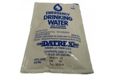 DATREX, DRINKING WATER 125ML