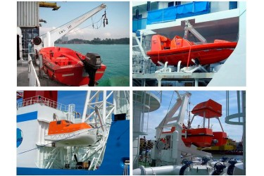 DAVIT INTERNATIONAL DAVIT SYSTEMS, GERMANY
