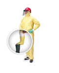 DuPont™ TYCHEM® C COVERALL MODEL CHA5 YELLOW