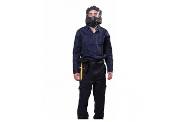 DURAM, CHEMBAYO CHEMICAL / BIOLOGICAL ESCAPE MASK (ESCAPE HOOD)