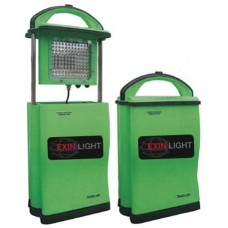 EXIN LIGHT, TRAVELLER, LED FLOODLIGHT C/W:AC & DC ADAPTOR (FORMERLY KNOWN AS SMITHLIGHT)