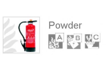 JOCKEL Fire Extinguisher - ABC Dry Powder