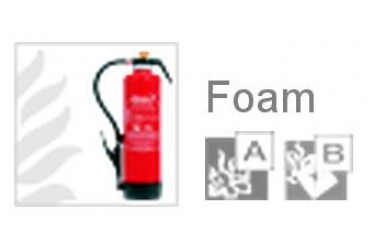 JOCKEL Fire Extinguisher - Foam
