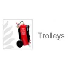 JOCKEL Fire Extinguisher - Trolley