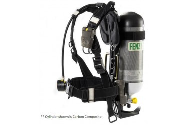 HONEYWELL FENZY (FRANCE) X-PRO TYPE 2 SCBA, C/W: 30 MINS (6L / 200BAR STEEL CYL), HONEYWELL