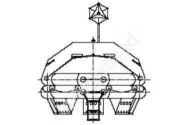 HAINING HNF-A20 RAFT, SOLAS A, EC/MED