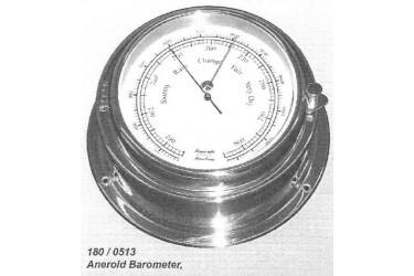 """HANSEATIC, P/N: 180/0513 BAROMETER, 5.3"""" DIAL"""