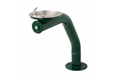 HAWS Barrier-Free Steel Pedestal Fountain MODEL: 3380