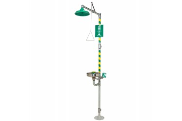 HAWS AXION MSR Emergency Shower and Eye/Face Wash MODEL: 8300-8309