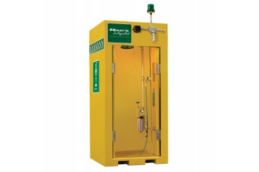 HAWS Outdoor Heated Shower and Eyewash Booth MODEL: 8730