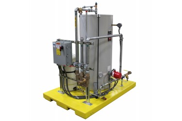 HAWS Emergency Water Tempering Skid MODEL: 8780