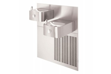 HAWS Barrier-Free Chilled Dual Wall Mount Fountain MODEL: H1119.8