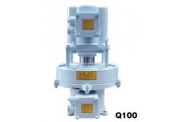 IBUKI Q100 Motor Siren Horn, Vessel Length 20-75m