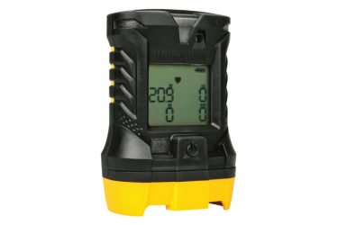 HONEYWELL IQ FORCE PORTABLE CO/LEL/H2S/O2 GAS DETECTOR