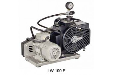 LW-100-E1, BREATHEABLE AIR COMPRESSOR, 1PH/220VAC/50HZ