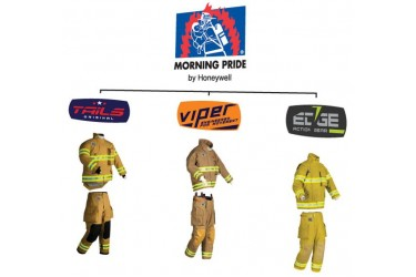 MORNING PRIDE, FIRE TURNOUT GEAR