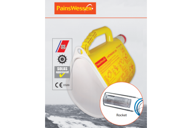 PAINS WESSEX, LINETHROWER 250, SOLAS APPROVED
