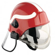 PG, FIRE HT 04, FIREMAN HELMET, RED