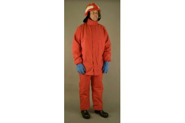 PG. FIRE BUDDY PLUS, JACKET & TROUSERS, EC-MED APPROVED, SIZE: L