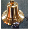 "RS, 12"" (300MM) BELL, BRASS C/W STRIKER, CCS APPROVED"