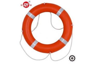 RS, 2.5KG LIFEBUOY, C/W: REFLECTIVE TAPE, EC APPROVED