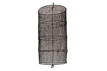 RS, BLACK CYLINDRICAL,NET TYPE