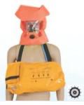 SERVICE-RS, EEBD 15 MINS C/W 3L/200BAR STEEL CYLINDER, THRS15