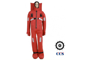 RS, IMMERSION SUIT, SIZE: L (UNIVERSAL), EC-MED APPROVED