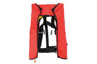 RS, RSY-150BD INFLATABLE LIFEJACKET, AUTOMATIC/MANUAL,150N, SINGLE