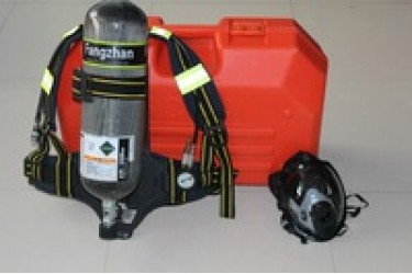 SERVICE - RHZK6/30 SCBA SELF-CONTAINED POSITIVE PRESSURE AIR BREATHING APPARATUS (SCBA)