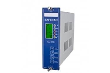SAFETAK GC810, A4911812, 1 CHANNEL GAS DETECTION CONTROLLER
