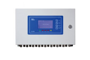 SAFETAK GC880, A4911040 4 CHANNELS GAS DETECTION CONTROLLER
