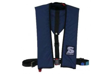 SECUMAR Alpha 150, INFLATABLE LIFEJACKET 150N