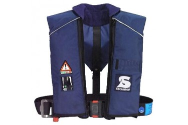 SECUMAR Alpha 275 3D, Window , INFLATABLE LIFEJACKET 275N