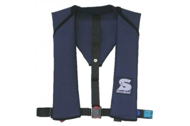SECUMAR BS 16, INFLATABLE LIFEJACKET 150N