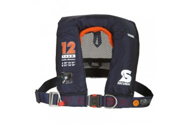 SECUMAR SURVIVAL JUNIOR, 150N children inflatable lifejacket (20 - 50 kg)