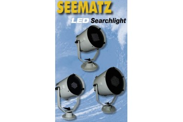 SEEMATZ LED SEARCHLIGHTS, COMPLETE